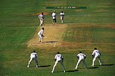 bowler stock photography | Barbados, Bridgetown, Cricket match, Kensington Oval, image id 0-205-63