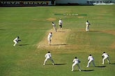 bowler stock photography | Barbados, Bridgetown, Cricket match, Kensington Oval, image id 0-205-67