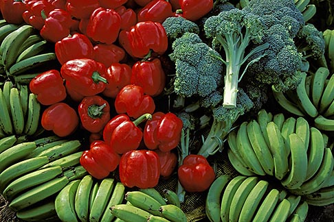 image 0-206-26 Food, Market Vegetables