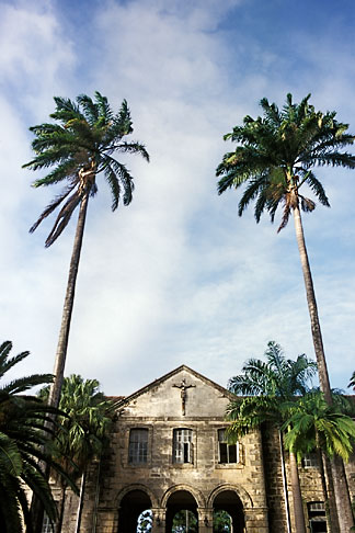image 0-206-97 Barbados, St John, Codrington College