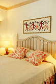 pillow stock photography | Barbados, Holetown, Hotel guestroom, image id 3-388-13