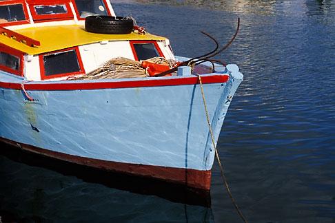 image 3-483-17 Barbados, St John, Fishing Boat