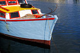 mooring stock photography | Barbados, St. John, Fishing Boat, image id 3-483-17