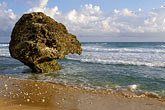 travel caribbean beach landscape stock photography | Barbados, Bathsheba, Beach, image id 3-483-38