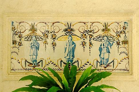 image 3-484-36 Barbados, St James, Mango Bay Villa, detail