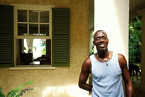 image 3-484-44 Barbados, St James, Mango Bay Villa, caretaker