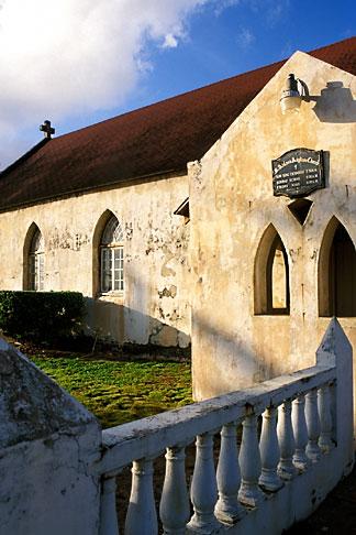 image 3-485-33 Barbados, Bathsheba, St Aidans Church