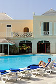 caribbean stock photography | Barbados, St. Philip, Crane Hotel, pool, image id 3-490-69