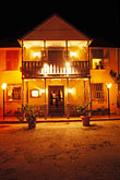 evening stock photography | Barbados, Holetown, The Mews restaurant, image id 3-491-56