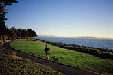 runner stock photography | California, Emeryville, Marina Park, image id 0-431-71