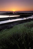 evening stock photography | California, San Francisco Bay, Don Edwards National Wildlife Sanctuary, image id 1-370-2