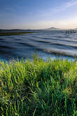 evening stock photography | California, East Bay Parks, San Pablo Bay shoreline, Point Pinole Regional Park, image id 1-400-26