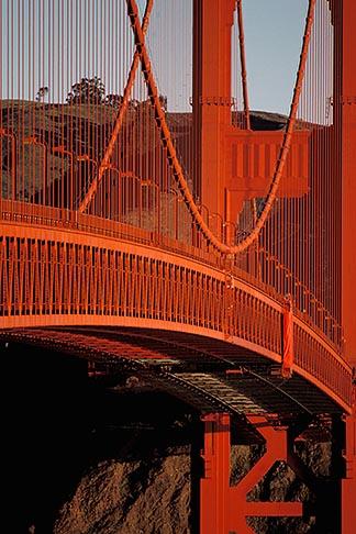 image 1-63-16 California, San Francisco, Golden Gate Bridge