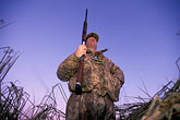 one man only stock photography | California, Suisin Marsh, Duck Hunting, Can-Can Club, image id 1-847-32