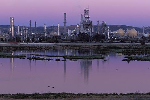 image 2-425-7 California, East Bay Parks, Waterbird Park McNabney Marsh, Martinez