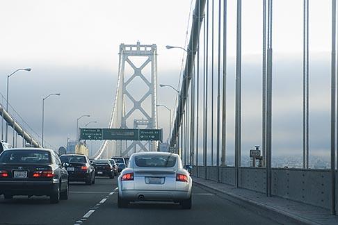 image 5-780-524 California, San Francisco, Oakland San Francisco Bay Bridge