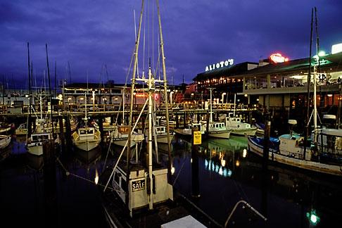 image 6-13-36 California, San Francisco, Fishermans Wharf