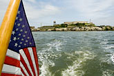 san francisco bay stock photography | California, San Francisco Bay, Alcatraz Island, image id 6-440-5368