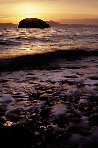 image 7-163-20 California, East Bay Parks, Bird Rock, Brooks Island