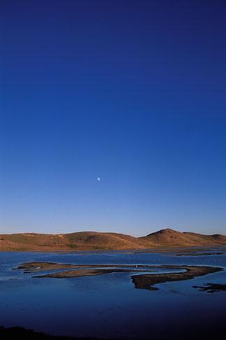 image 7-455-19 California, San Francisco Bay, Mudflats, Coyote Hills Regional Park