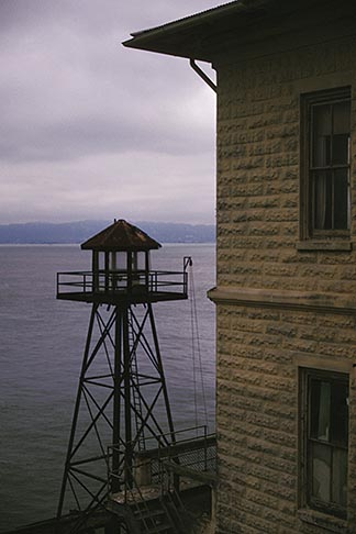 image 7-458-22 California, San Francisco, Alcatraz Island, GGNRA
