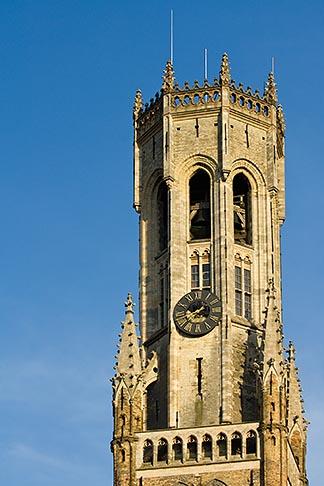 image 8-740-815 Belgium, Bruges, Belfry tower