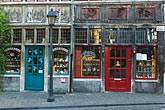 old shops stock photography | Belgium, Ghent, Old shops, Patershol, image id 8-742-1677