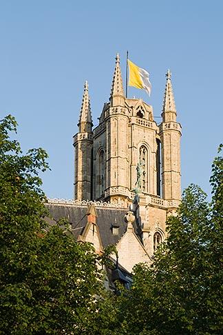 image 8-743-2307 Belgium, Ghent, St Bavos Cathedral, Sint Baafskathedraal