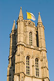 the cathedral stock photography | Belgium, Ghent, St. Bavo
