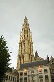 tower stock photography | Belgium, Antwerp, Cathedral of Our Lady, Onze Lieve Vrouwekathedraal , image id 8-744-2493