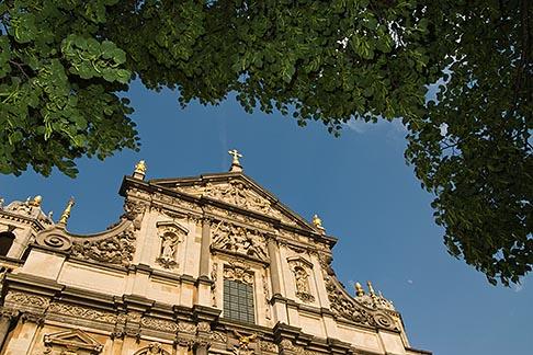 image 8-745-2567 Belgium, Antwerp, Carolus Borromeus Church