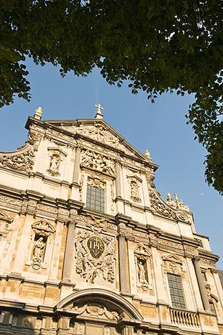 image 8-745-2570 Belgium, Antwerp, Carolus Borromeus Church