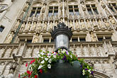 belgian stock photography | Belgium, Brussels, Town Hall, Grand Place , image id 8-746-2636