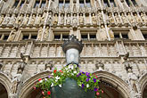 brussels stock photography | Belgium, Brussels, Town Hall, Grand Place , image id 8-746-2640