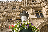 brussels stock photography | Belgium, Brussels, Town Hall, Grand Place, image id 8-746-2693