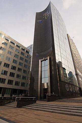 image 8-746-2908 Belgium, Brussels, European Parliament building