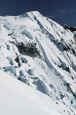image 3-126-36 Bolivia, Andes, East ridge, Huayna Potosi
