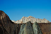 hill stock photography | California, Yosemite National Park, Skyline of the Sawtooth Range, image id 1-46-35