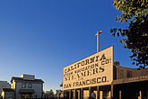 west stock photography | California, Sacramento, Old Sacramento, Steamer sign, image id 1-652-53