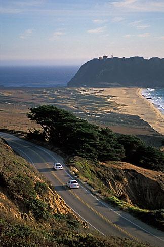 image 2-645-48 California, Big Sur, Point Sur