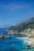 pacific ocean stock photography | California, Big Sur, Pacific Ocean coastline, image id 2-646-10