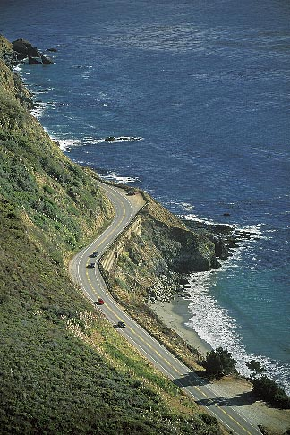 image 2-646-4 California, Big Sur, Pacific Coast Highway