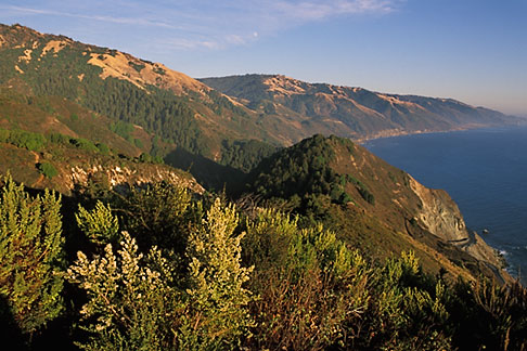 image 2-646-55 California, Big Sur, Pacific Coast