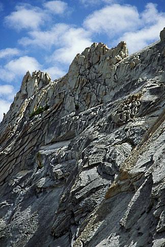 image 2-68-5 California, Yosemite National Park, Matthes Crest, Tuolomne