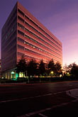 twilight stock photography | California, Contra Costa, Bank of America Data Center, Concord, image id 3-360-5