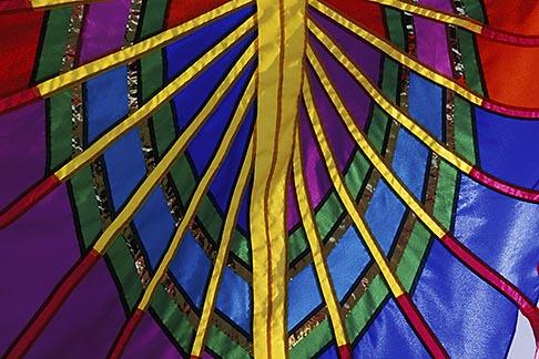 image 4-563-17 California, Bodega Bay, Colorful kite