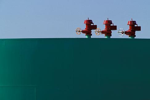 image 4-64-26 California, Refinery detail