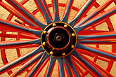 round stock photography | California, Benicia, Wheels of 19th century fire wagon, image id 4-78-26