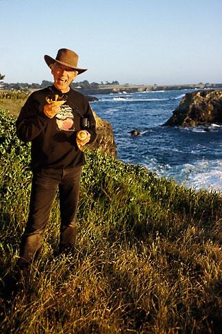 image 4-835-26 California, Mendocino, Taylor Lockwood, Mushroom photographer
