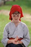 juvenile stock photography | California, Missions, Making tortillas, La Purisima Mission State Park, image id 5-139-17
